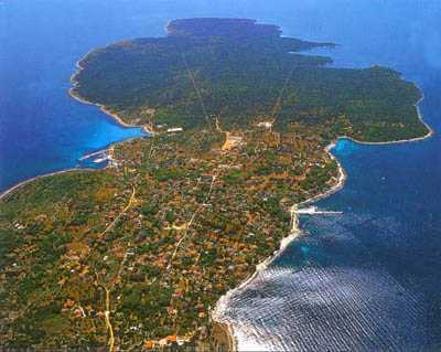 Silba Croatia - Zadar Silba - Silba Island - Silba apartments - Silba accommodation Silba travel agency Lotos Zadar Riviera