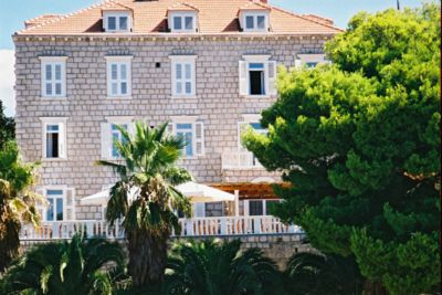 Lopud Croatia Lopud hotels Lopud Island Lafodia hotel Lopud Lopud apartments Lopud villa hotel Lopud Dubrovnik Lopud rooms Lopud accomodation travel agency Lotos Dubrovnik Riviera
