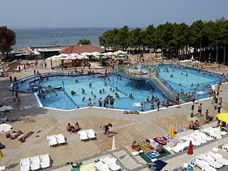 Chorvatsko Apartmány Nin Rekreacní stredisko Zaton Nin Penziony Nin Soukromé ubytování Nin Pronájem plavidel Zadar dovolená CK Lotos