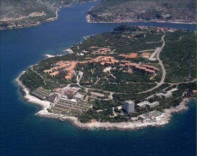 Chorvatsko Dubrovnik soukromé apartmány ubytování hotely penziony vily dovolená pronájem plavidel CK Lotos
