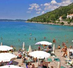 Chorvatsko Dubrovnik soukromé apartmány ubytování Dubrovník hotely Dubrovník penziony vily Dubrovník dovolená pronájem plavidel Dubrovník CK Lotos
