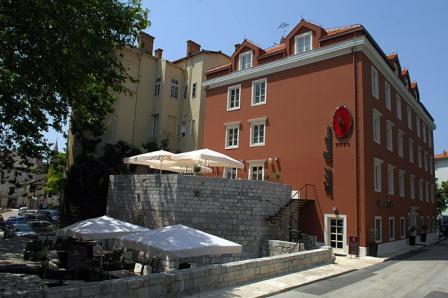 Zadar hotel bastion sobe smještaj