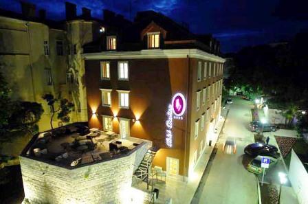 hotel bastion zadar sobe wellness smještaj