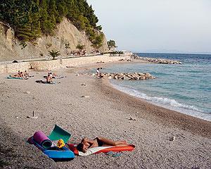 Chorvatsko Makarská Brela apartmány pokoje ubytování hotely pronájem plavidel marina prístav dovolená CK Lotos
