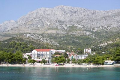 Chorvatsko Makarská Drvenik soukromé apartmány ubytování dovolená CK Lotos