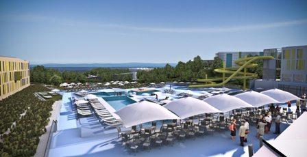 wellness croatia petrcane hotel diadora