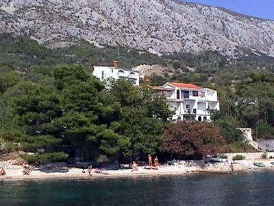 Chorvatsko Makarská Biokovo Drvenik soukromé apartmány ubytování dovolená CK Lotos