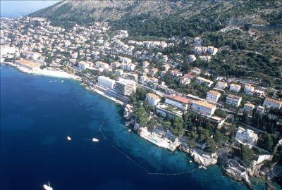 Chorvatsko Dubrovnik soukromé apartmány Dubrovník ubytování hotely Dubrovník penziony vily dovolená pronájem plavidel Dubrovník CK Lotos