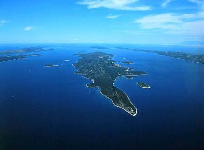 Chorvatsko Apartmány Iz Pokoje Iz Penziony Iz Soukromé ubytování Iz Pronájem plavidel Kornati Iz dovolená CK Lotos