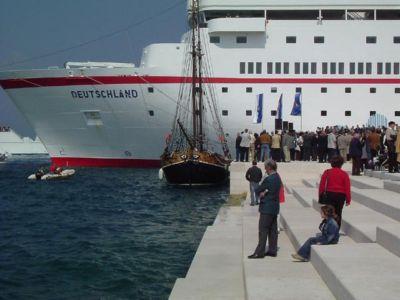 zada chorvatsko plavby zadar jadran zadar ubytování zadar hotely zadar apartmány zadar dovolená
