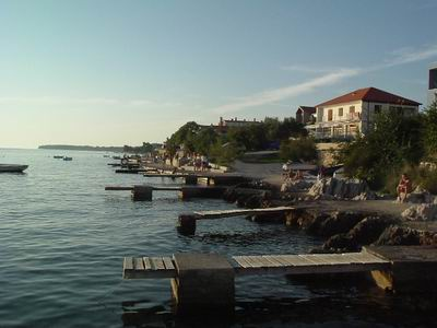 Chorvatsko Apartmány  Kozino Pokoje Kozino Penziony Kozino Soukromé ubytování Kozino Pronájem plavidel Zadar CK Lotos