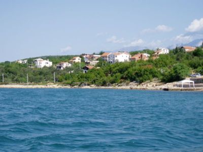 Chorvatsko Apartmány Maslenica Pokoje Maslenica Soukromé ubytování Maslenica Pronájem plavidel Zadar dovolená CK Lotos