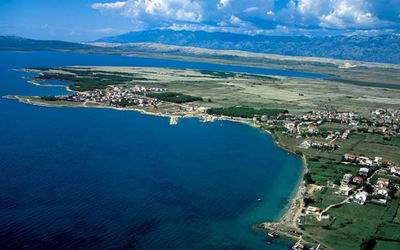 Povljana Pag - Povljana Croatia - Pag Povljana apartments -Pag Povljana apartments - Povljana Boutique hotels  travel agency Lotos Pag Riviera