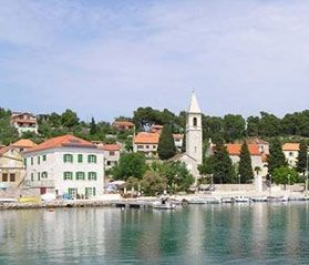 Prvic Island Croatia - Prvic Luka - Hotel Maestral Prvic - Prvic apartments - Prvic accommodation travel agency Lotos Sibenik Riviera