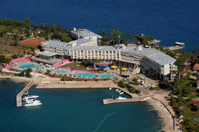 Rovinj Croatia Hotels Travel Amarin Rubin Camping