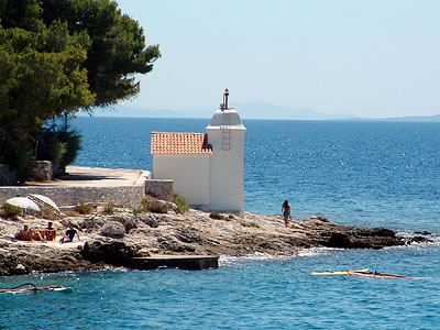 Sumartin Croatia - Sumartin Brac - hotel Sumartin - Sumartin accommodation - Sumartin apartments travel agency Lotos Brac Riviera