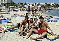 Vir apartmani Vir sobe Vir smještaj Vir pansioni Vir  turistička agencija Lotos zadarska rivijera