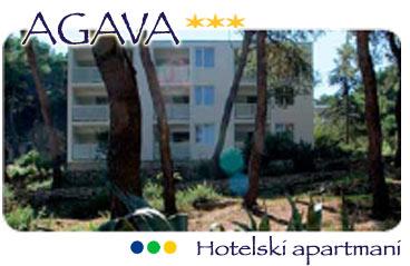 Chorvatsko Dugi otok Bozava soukromé apartmány ubytování dovolená CK Lotos