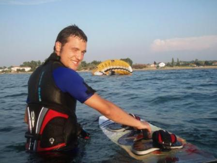 Chorvatsko Nin kajak kitesurfing windsurfing apartmány Nin