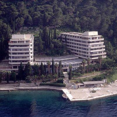 Chorvatsko Apartmány Lopud Pokoje Lopud Vily Lopud Hotely Lopud Penziony Lopud Soukromé ubytování Lopud Pronájem plavidel Dubrovnik marina dovolená CK Lotos