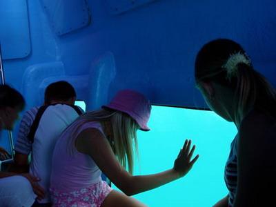 podmorski turizam