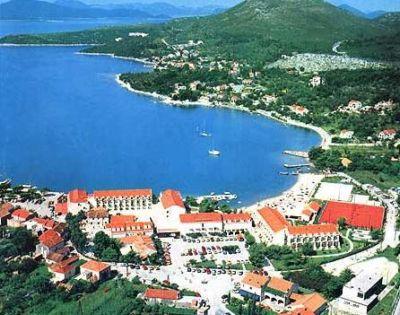 Chorvatsko Apartmány Slano Pokoje Slano KempSlano Penzion Slano Hotel Slano Soukromé ubytování Slano Pronájem plavidel Dubrovnik dovolená CK Lotos