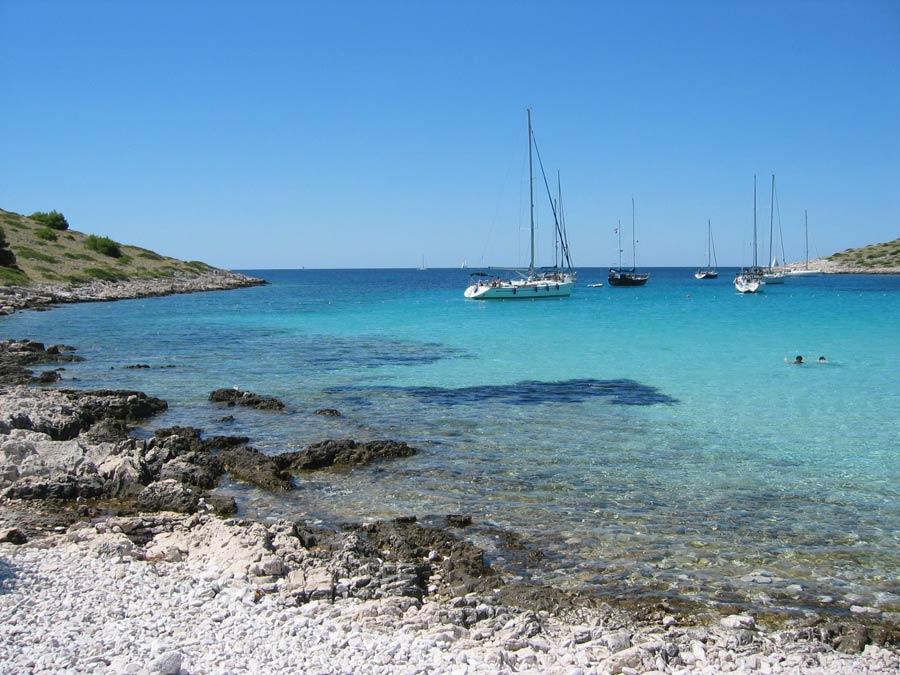 Kornati archipelago