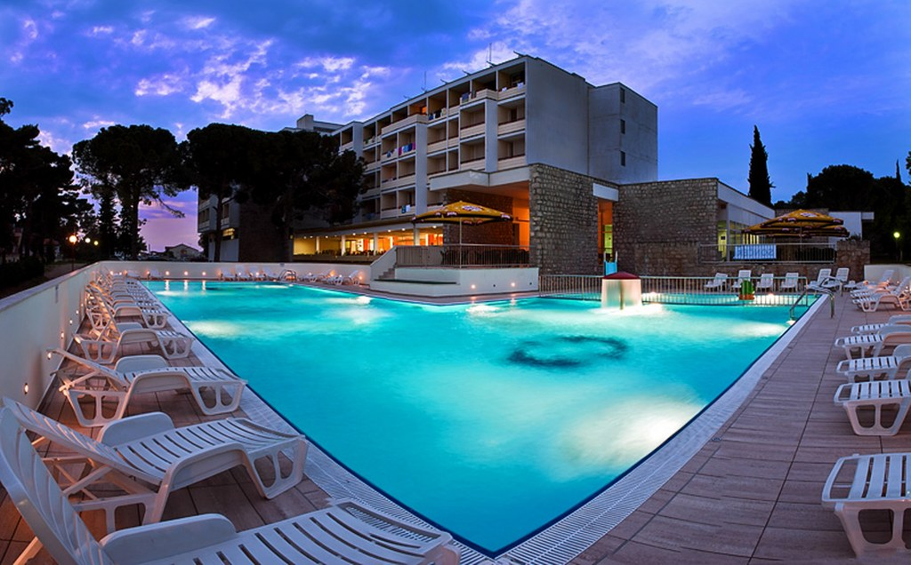 Hotel Adria in Biograd, Croatia, hotel for groups in Croatia
