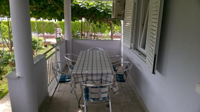 apartments Croatia Milka