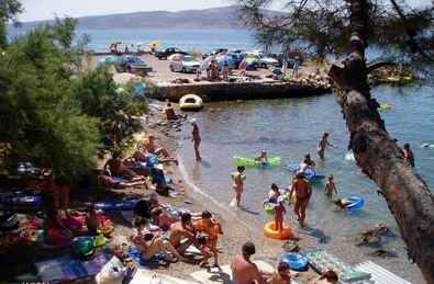 apartments Croatia DARINKA Seline