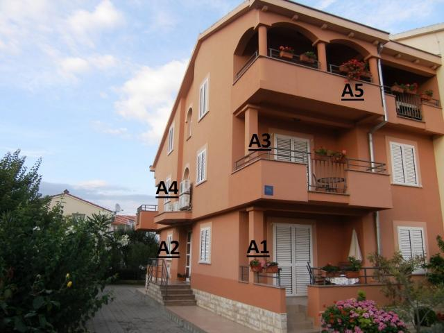 apartments Croatia Leo