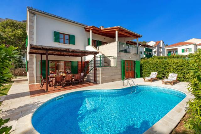 apartments Croatia VILLA LIZA