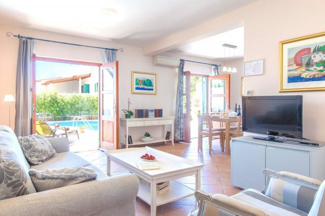 apartments Croatia VILLA CVITA