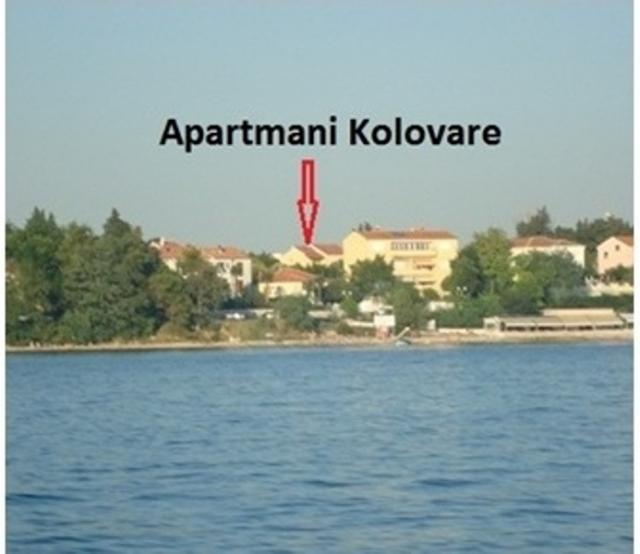 apartments Croatia KOLOVARE