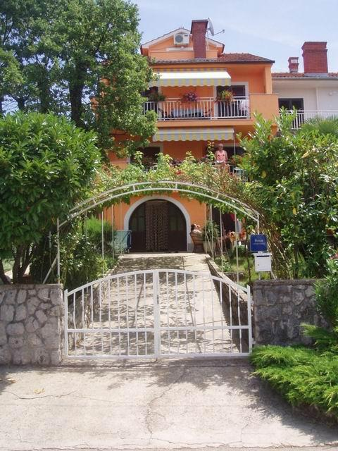 apartments Croatia Brusic Miljenka