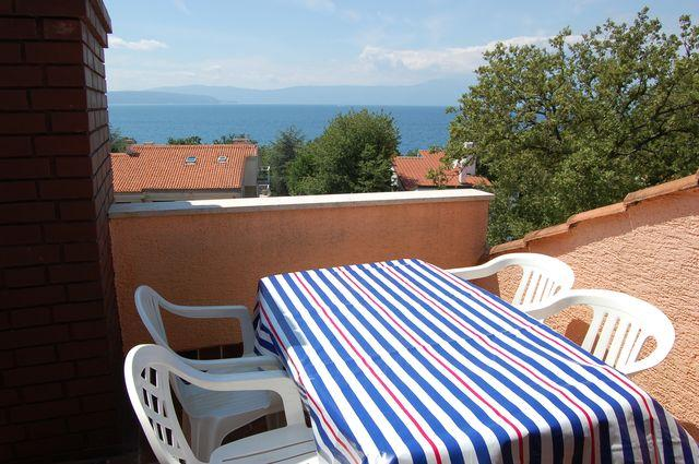 apartments Croatia Apartments Brusic Miljenka apartment A4+1 potkr